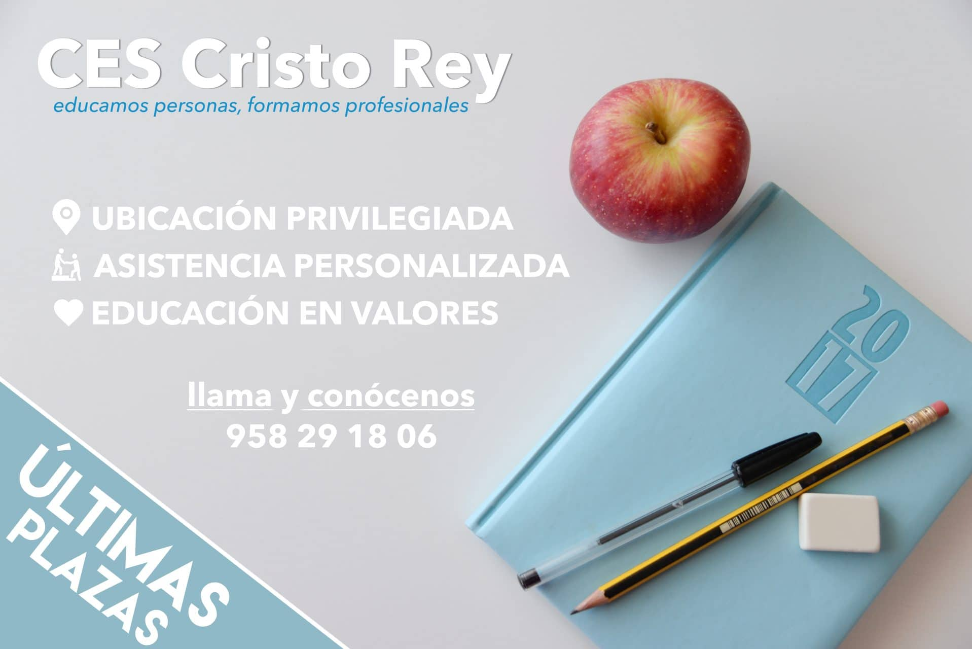 Bachillerato y Formación Profesional Matriculación